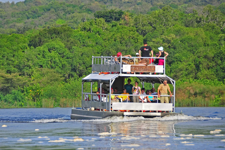 Boat Cruise in Jinja