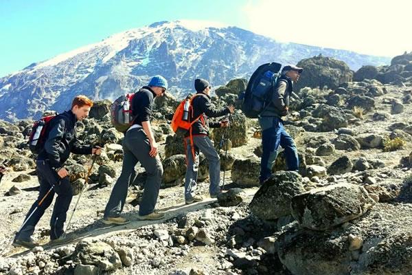 Mountain Trekking Adventures